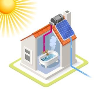 Bild Solar-Anlage